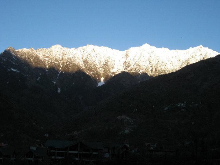 Sunrise Himalayas