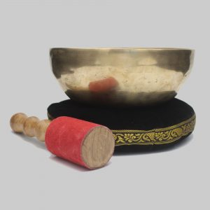Play traditional Singing Bowl UK