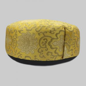 Shop Meditation Cushion Gold