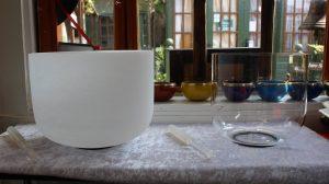 Buy Crystal Singing Bowls UK